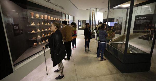 Ingreso a museos es gratis del 15 de octubre al 15 de noviembre