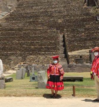 Llegó el gran día: Sacsayhuamán y otros parques arqueológicos de Cusco abren sus puertas