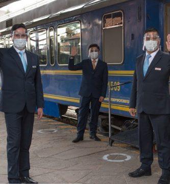PeruRail reinicia operaciones en Cusco