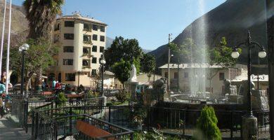 Churín, destino en la sierra de Lima