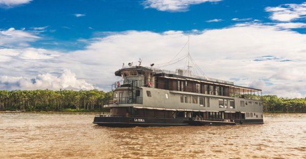 Cruceros de Lujo por el río Amazonas