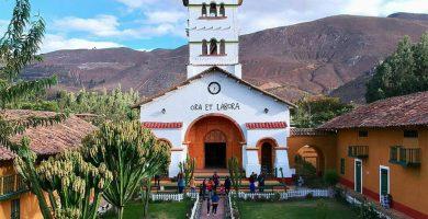 Tour por la Hacienda La Colpa de Cajamarca