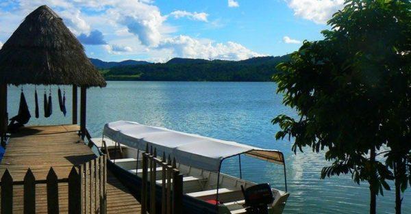 ¿Cómo llegar a la Laguna Azul, en Tarapoto?