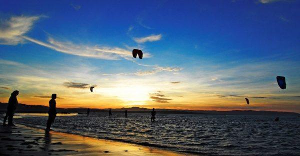 Playas en Perú para practicar Kitesurf