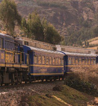 Tren Hidroeléctrica - Machu Picchu