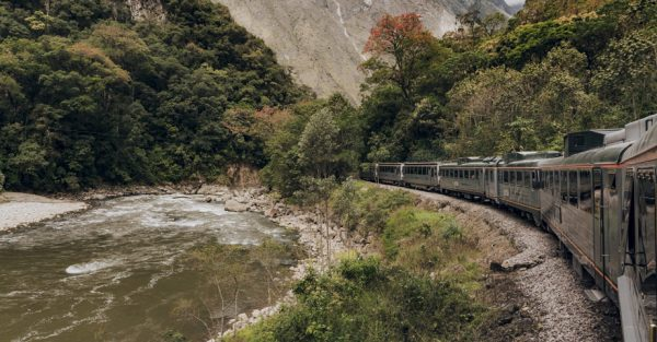 Tren The Voyager a Machu Picchu