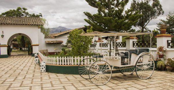 Cómo llegar a La Hacienda La Colpa