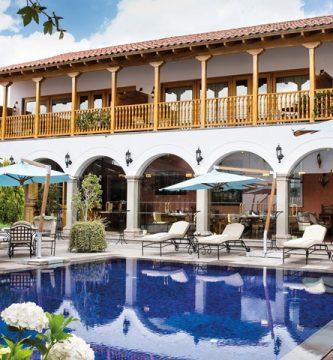 BELMOND PALACIO NAZARENAS EN EL GOLD LIST 2021
