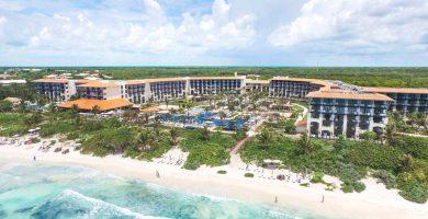 Un oasis en el Caribe Mexicano para peruanos