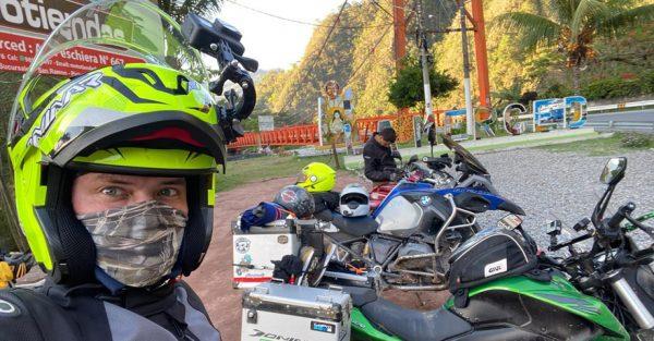 Ruta en Moto por el Perú