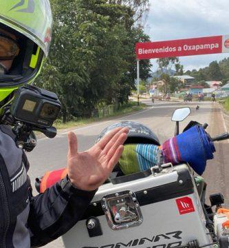 Consejos para viajar en moto por el Perú