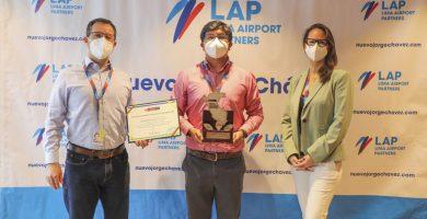 """LAP es reconocido con el Premio Nacional Ambiental """"Antonio Brack Egg"""""""