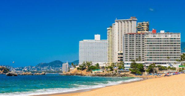 Acapulco, destino romántico en México