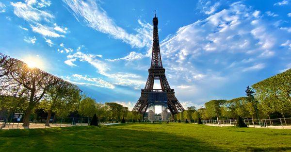 Paris, destino romántico en Francia