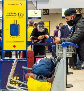 Viva Air y laboratorio Inbiomedic brindan pruebas de antígeno a viajeros, por 90 soles