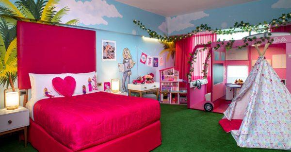 Barbie room, JW, Hotel en Lima