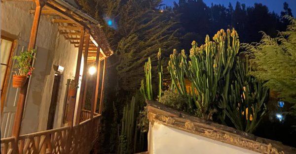 Noches en la Hacienda Santa María