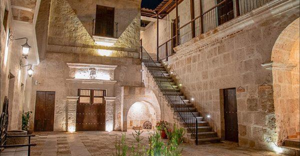 Acolpacha Tambo Boutique Hotel en el centro histórico de Arequipa