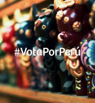 Vota por Perú: World Travel Awards