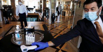 Protocolos de atención en hoteles