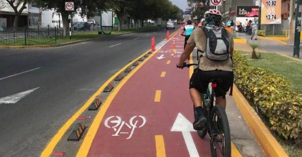 Ciclovías para recorrer Lima en Bicicleta