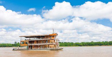 Perú Mejor Destino de Cruceros de Latinoamérica