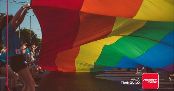 los mejores destinos para el turismo LGBTIQ+