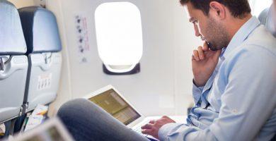 Estudio de viajeros de negocios