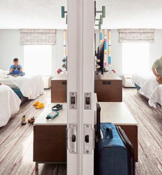 Hilton presenta 'Connecting rooms'