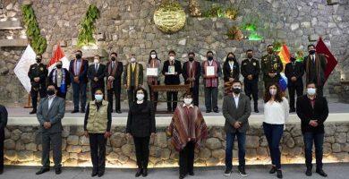 """Cusco, obtiene la distinción de Ciudad Confiable """"iTRUST City Brand"""""""