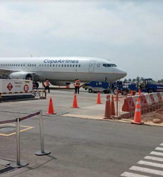 Se reinicia vuelo Panamá-Chiclayo como parte de la reactivación del turismo