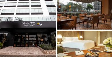Fin de semana en el Manto Hotel Lima MGallery