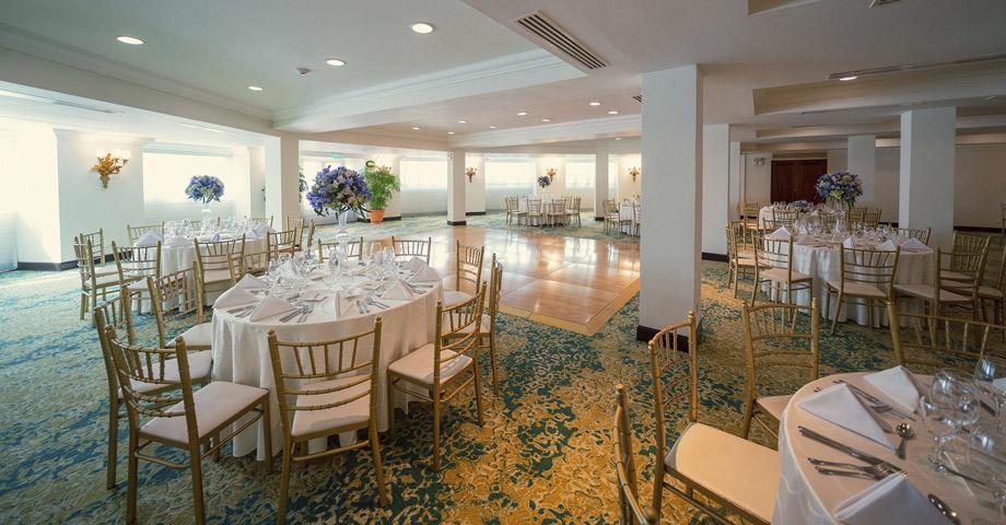 El prestigioso hotel ubicado en el distrito de San Isidro, reabre sus salones para eventos corporativos, siguiendo los protocolos de seguridad.