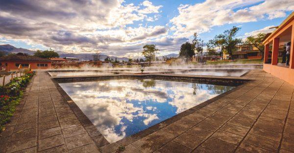 Baños del Inca en Cajamarca