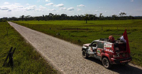 La Ruta al Ucayali