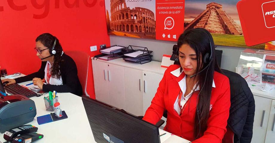 Asistencia médica en viajes con Assist Card Perú
