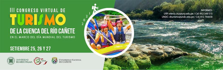 III Congreso virtual de Turismo de la Cuenca del Río Cañete