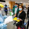 Permiten el ingreso al país a pasajeros sin pruebas PCR