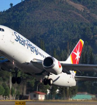 Star Perú volará a Chiclayo desde el 24 de setiembre