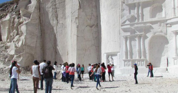 Ruta del Sillar en Arequipa