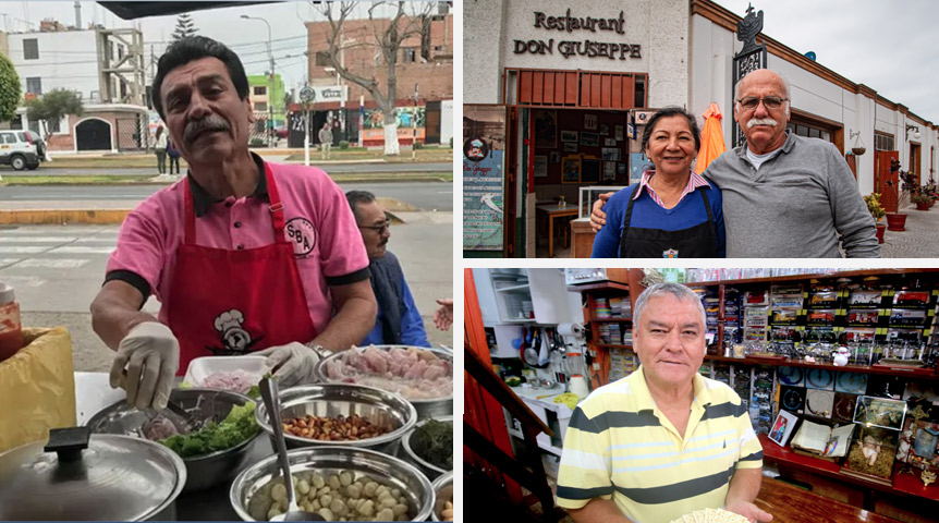 Una Aventura llamada Callao en San Isidro